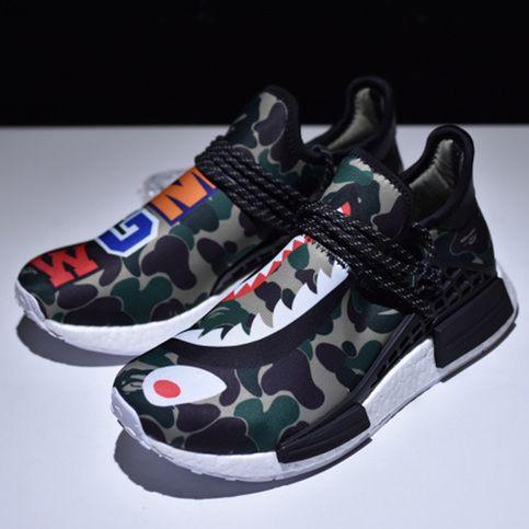 UA Unisex Human Race NMD Sport Running shoes Sneaker  5df3744bf
