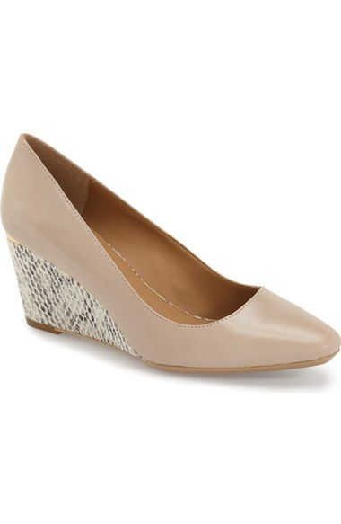 Calvin Klein 'Pippa' Wedge (Women) available at #Nordstrom