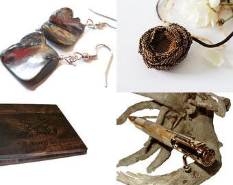 Brown by Anna Borysewicz-Segit on Etsy--Pinned with TreasuryPin.com