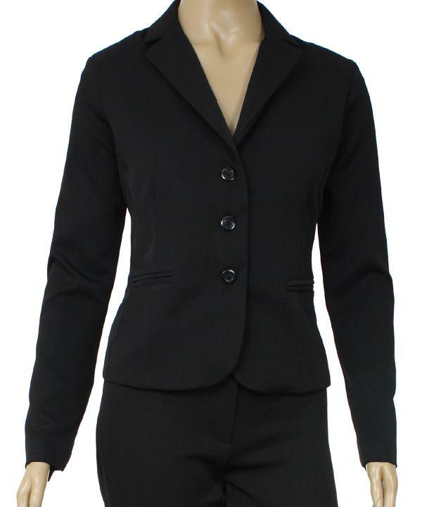 6bfdcbb9fa Conjunto Terninho Feminino Corte Reto Blazer e Calça    Netroupas Moda  Executiva