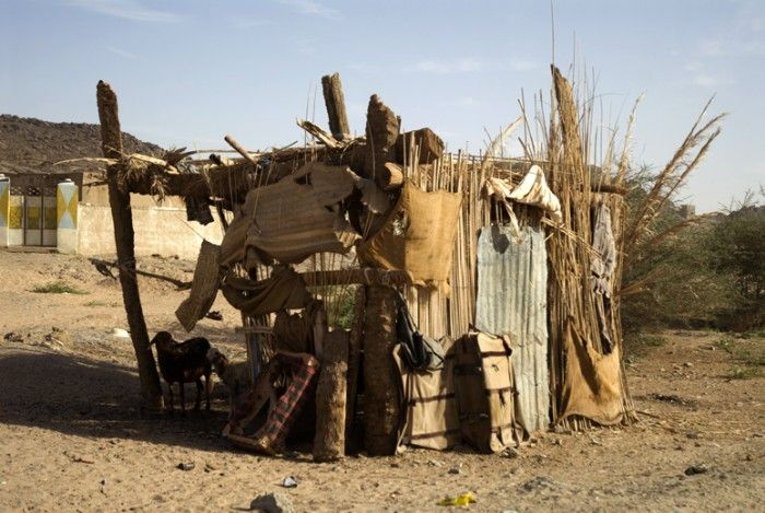 Huts of Africa 08