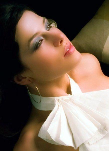 Maria Zyrianova born in siberia, russia