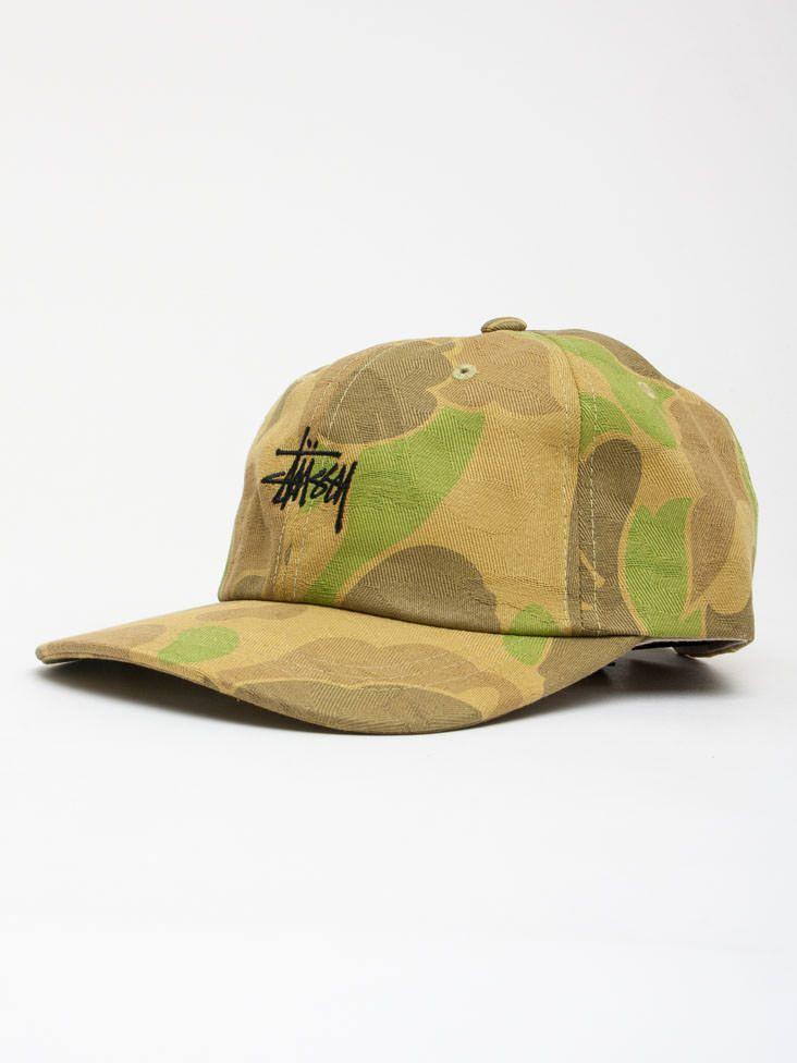 5db7d667a82 Scopri Cappelli Snapback Stussy Jacquard Camo Low Cap Stussy. Approfitta  delle migliori offerte Streetwear e