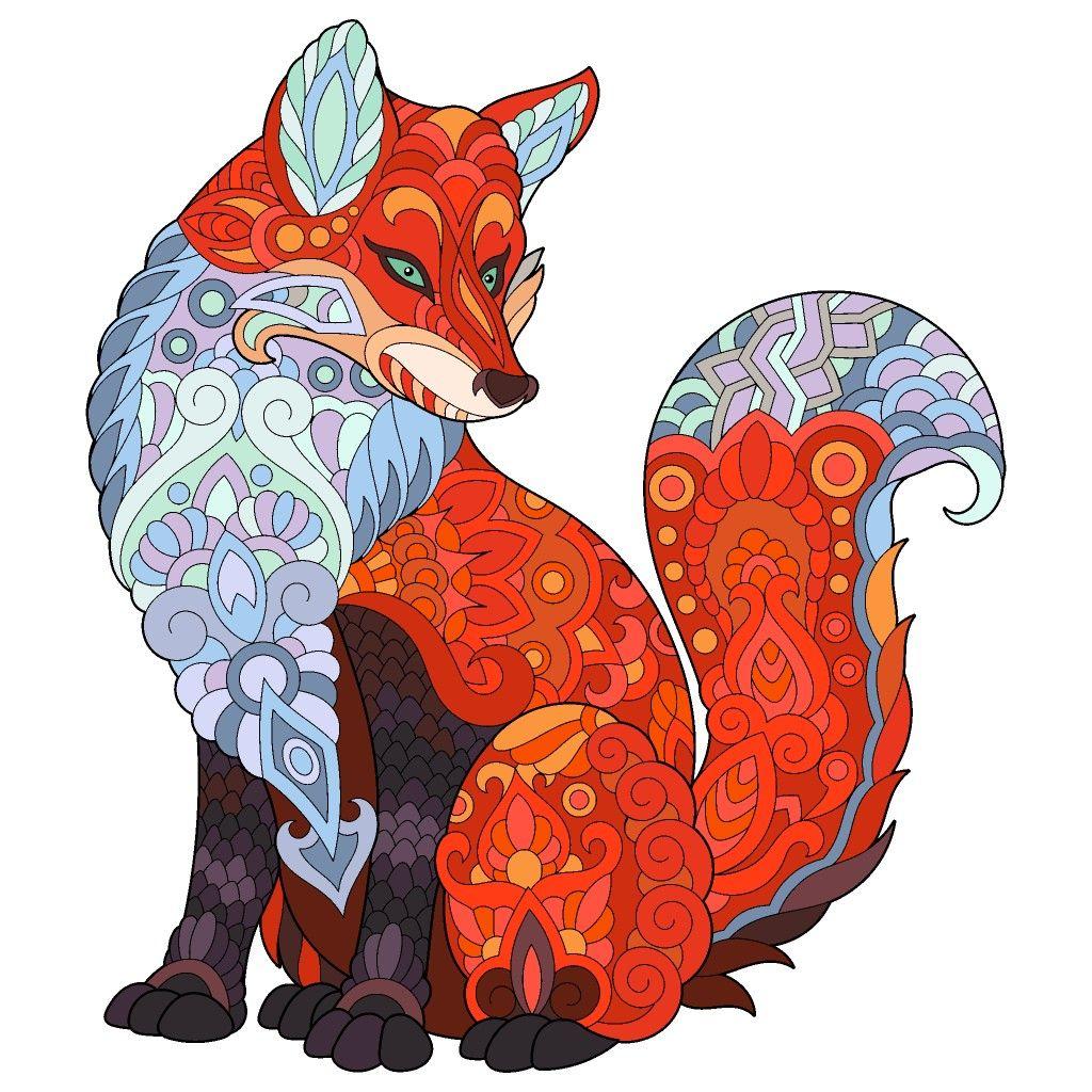 - 1/29/19 Animal Art, Happy Colors, Coloring Book App