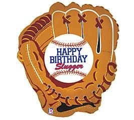 Happy Birthday Slugger With Images Happy Birthday Baseball