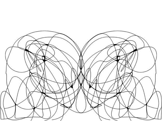 "Saatchi Online Artist: Zacq Rosen; Drawing, Digital ""the female anatomy drawn entirely from memory"" ($20-50) - Svpply"