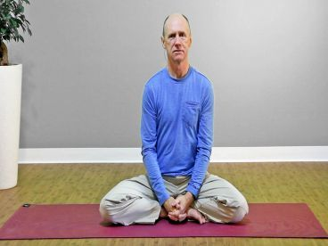 bernie clark bernie combines his intense interest in yoga