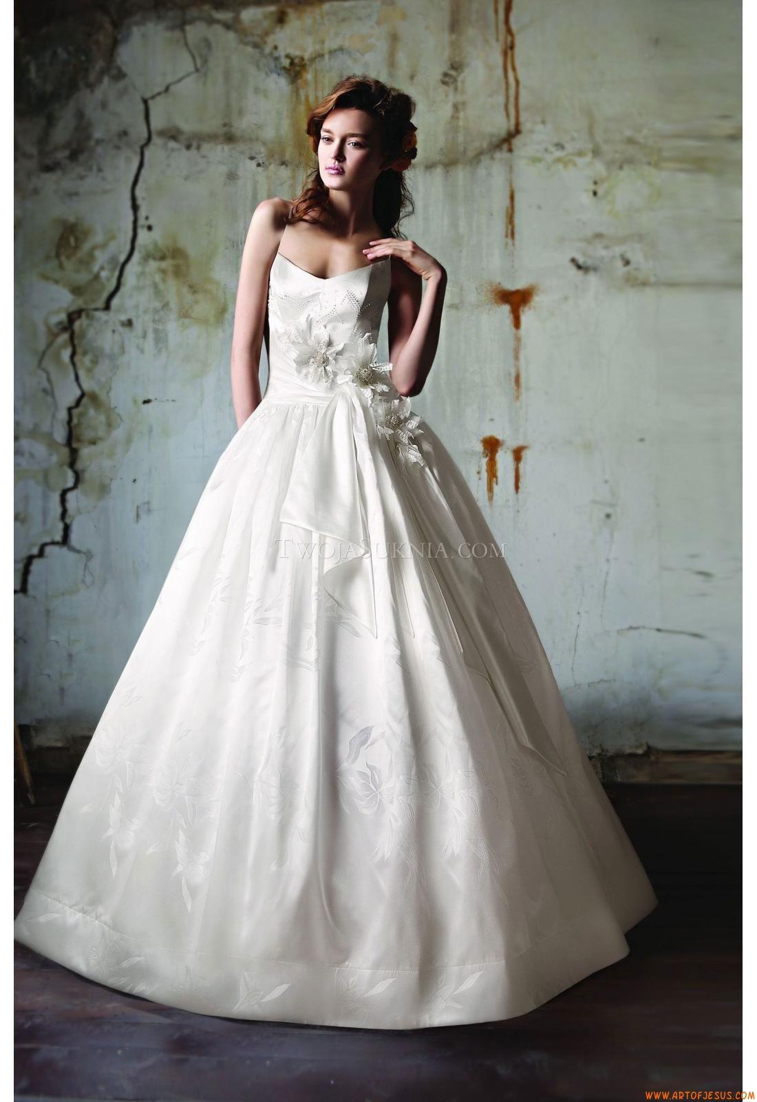 Wedding Dresses Le Rina Yustina 2012 | wedding dresses 2014 ...