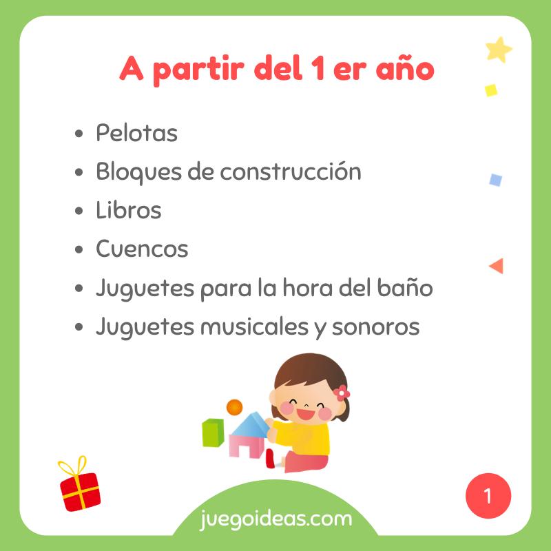 Ideas De Juguetes Para Ninos De 1 A 5 Anos Juguetes Para Ninas
