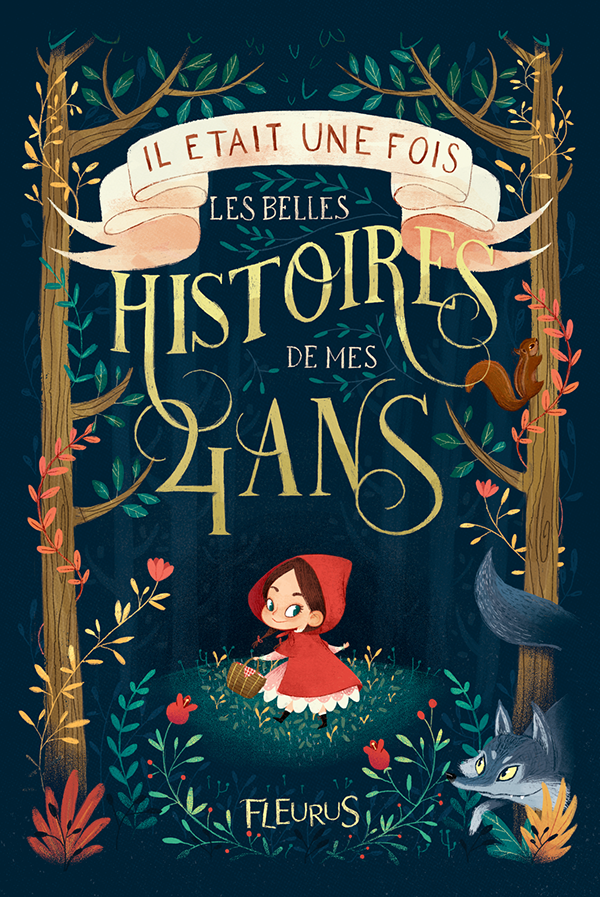 Children S Book Cover Inspiration : Children s book covers for fleurus editions on behance