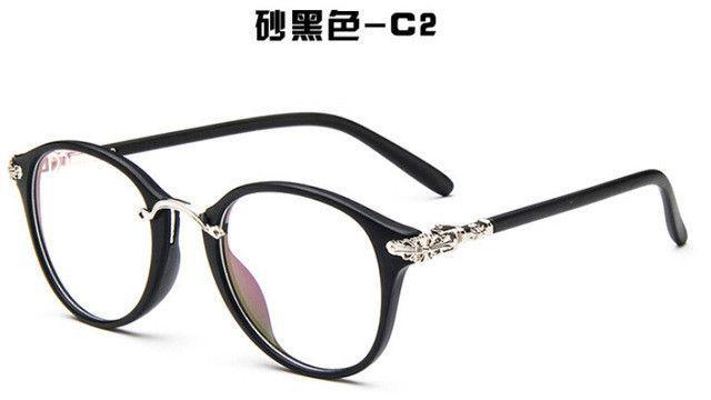 women's glasses frame for women eyewear fram oculos de grau retro Classical fashion Brand design vintage quality eyeglasses