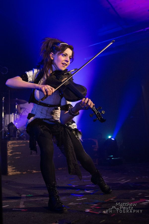 Lindsey Stirling is amazing! She will be bringing her violin to #Dancefestopia!