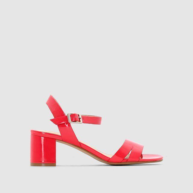 Sandales Vernis Anne Weyburn Des Envies Mode Femme