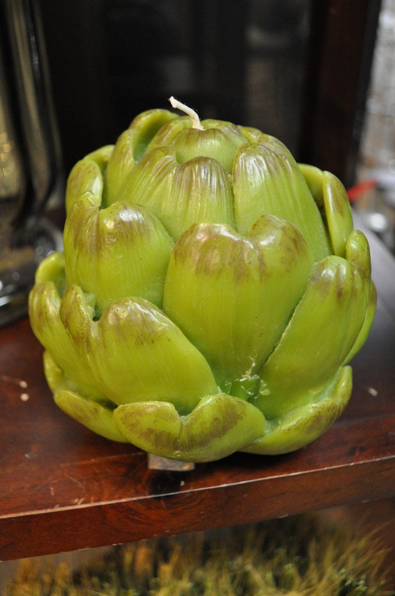 Artichoke Candles At Red Door Interiors Br New Arrivals At Red