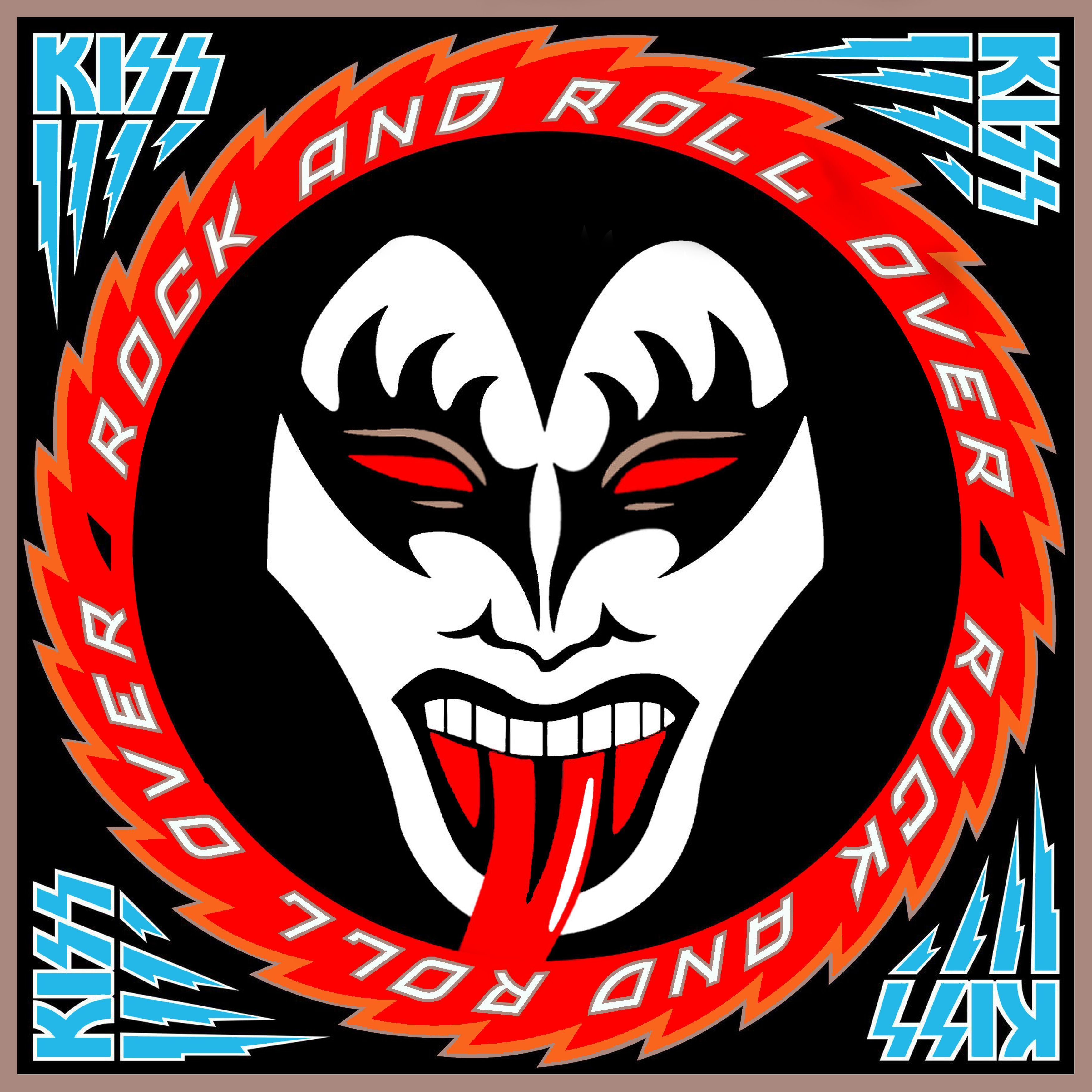 Pin by Dean R on KISS in 2019 | Kiss rock bands, Gene