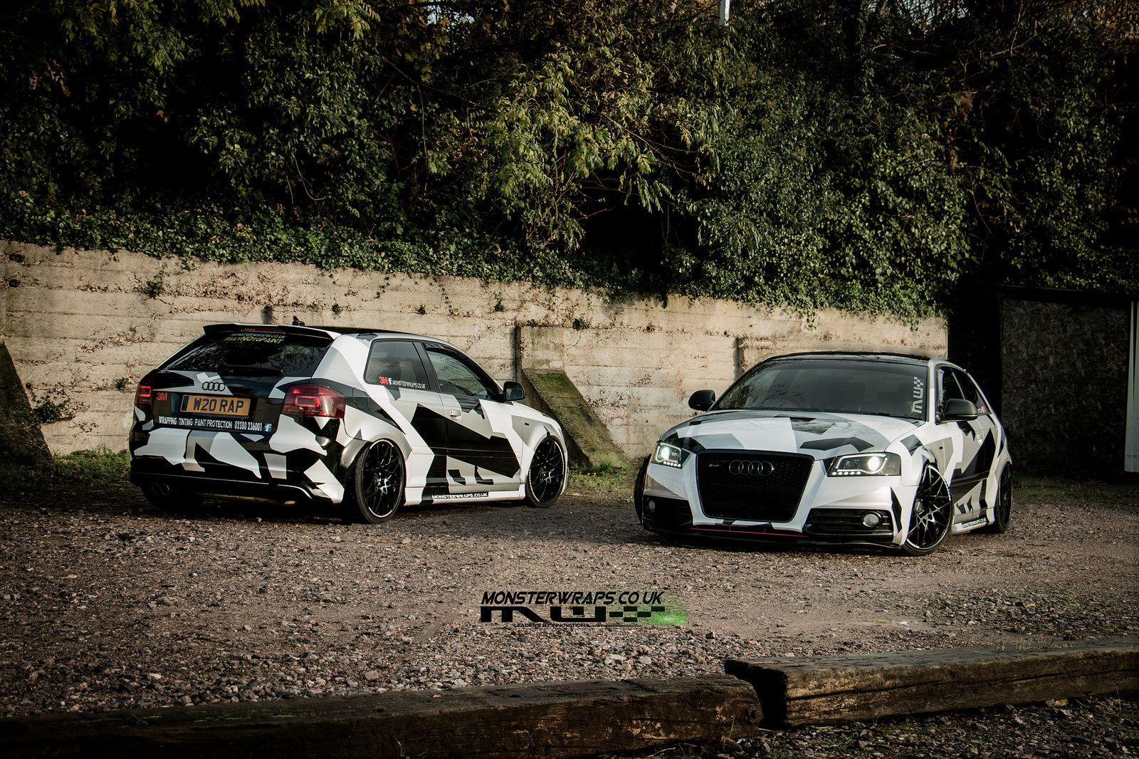 Audi Camo Wrap On Air Cars Audi Audi A3 Sportback Audi A3
