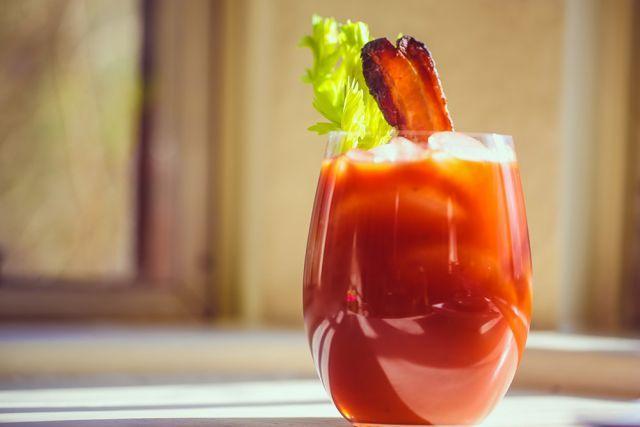 Recettes de cocktails sans alcool - Virgin Mary
