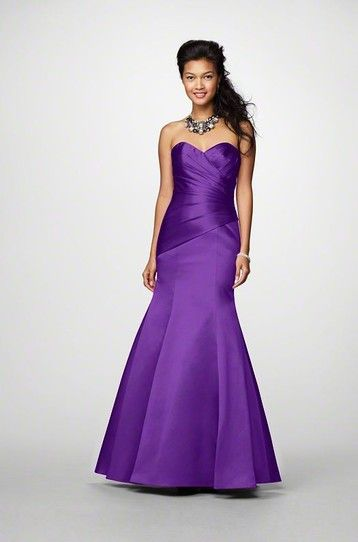 Alfred Angelo 7168 Bridesmaid Dress |