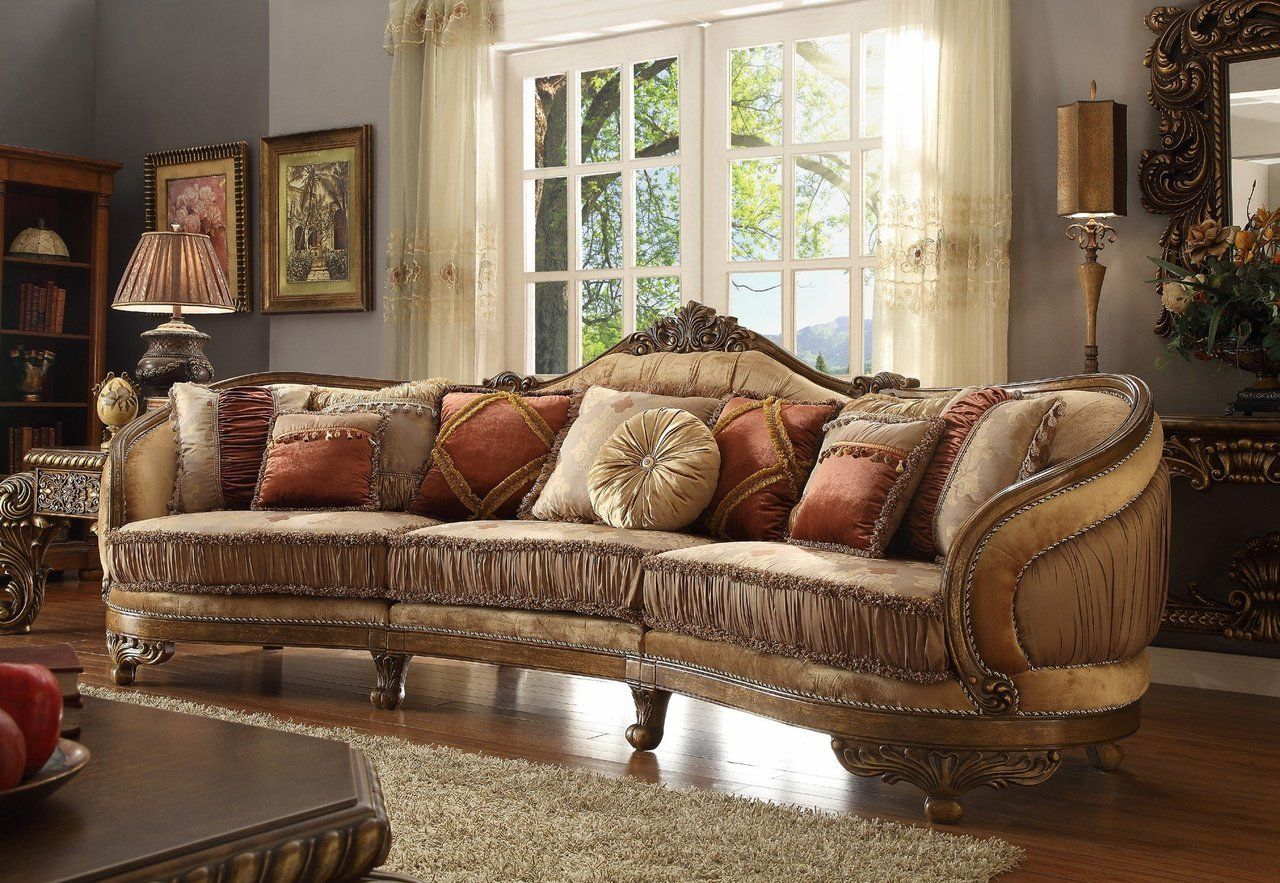 10+ Most Popular Traditional Living Room Furniture Sets
