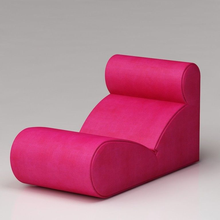 Comfy Chairs For Your Bedroom Homes Feed Pink Chairs For Bedrooms Kids Bedroom Chairs Bedroom Chair Small Chair For Bedroom