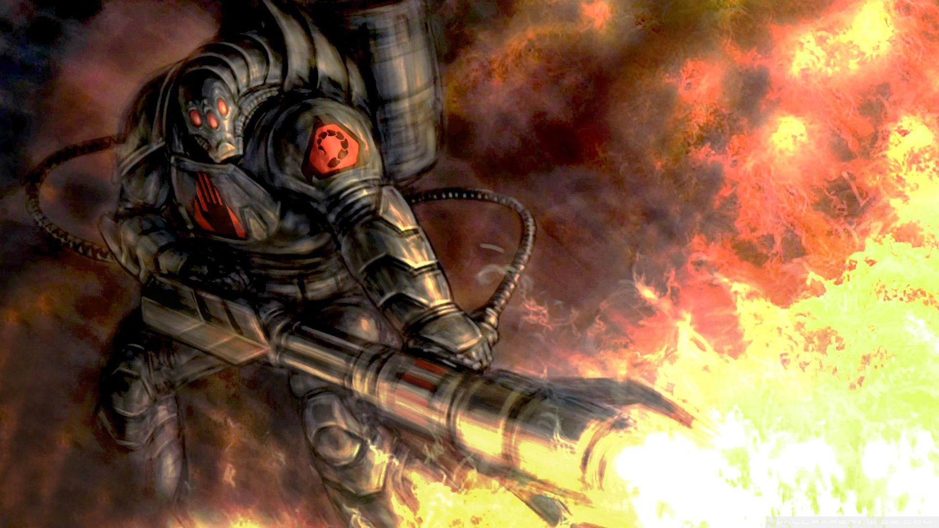 Command And Conquer Wallpaper: Command And Conquer Wallpaper