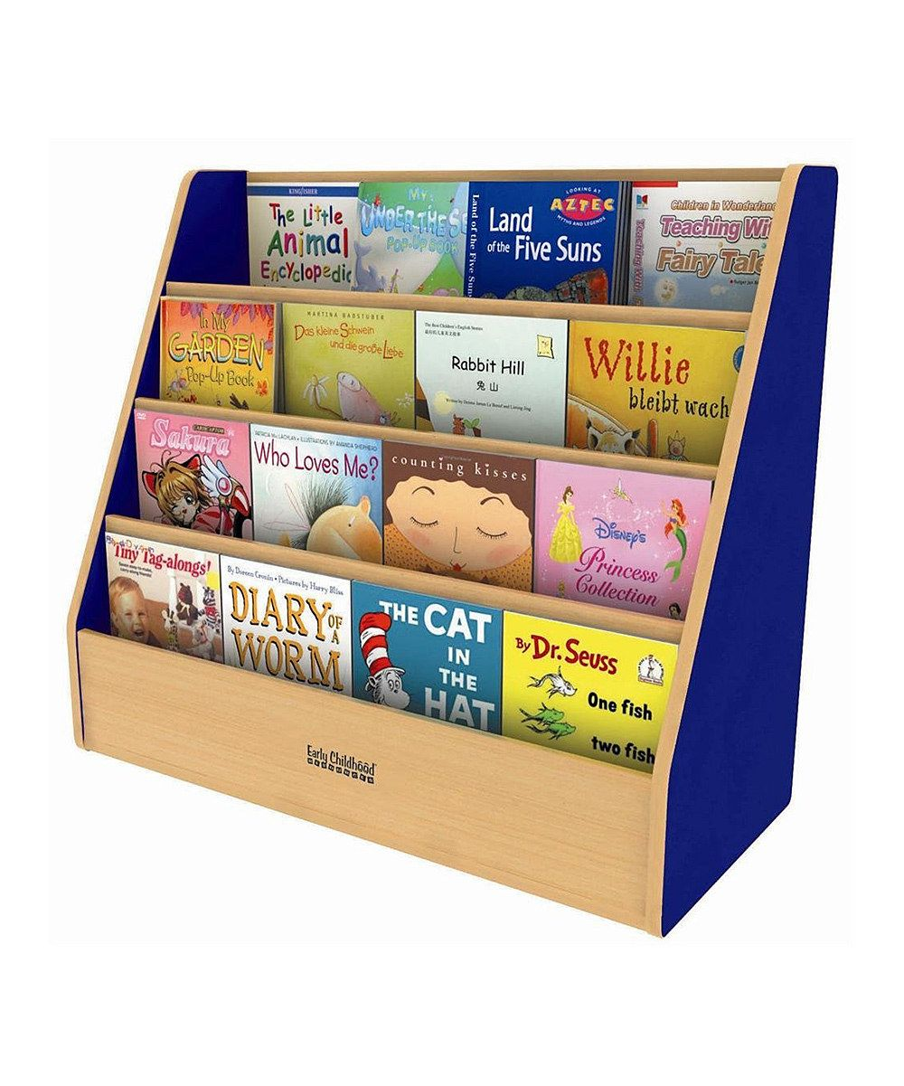 Book Display Stand Look At This Blue Big Book Display Stand On Zulily Today Baby