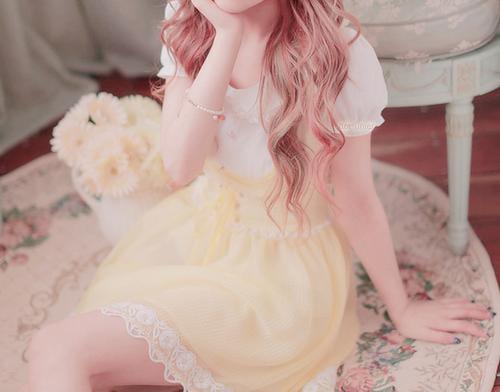 beautiful, pastel, and fashion imageの画像