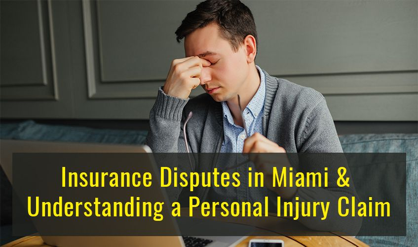 Personal injury claims can be difficult to prove which