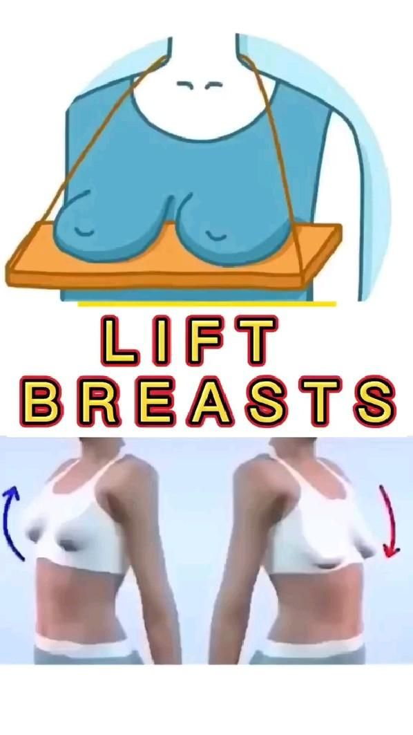 Ways to tone your breast