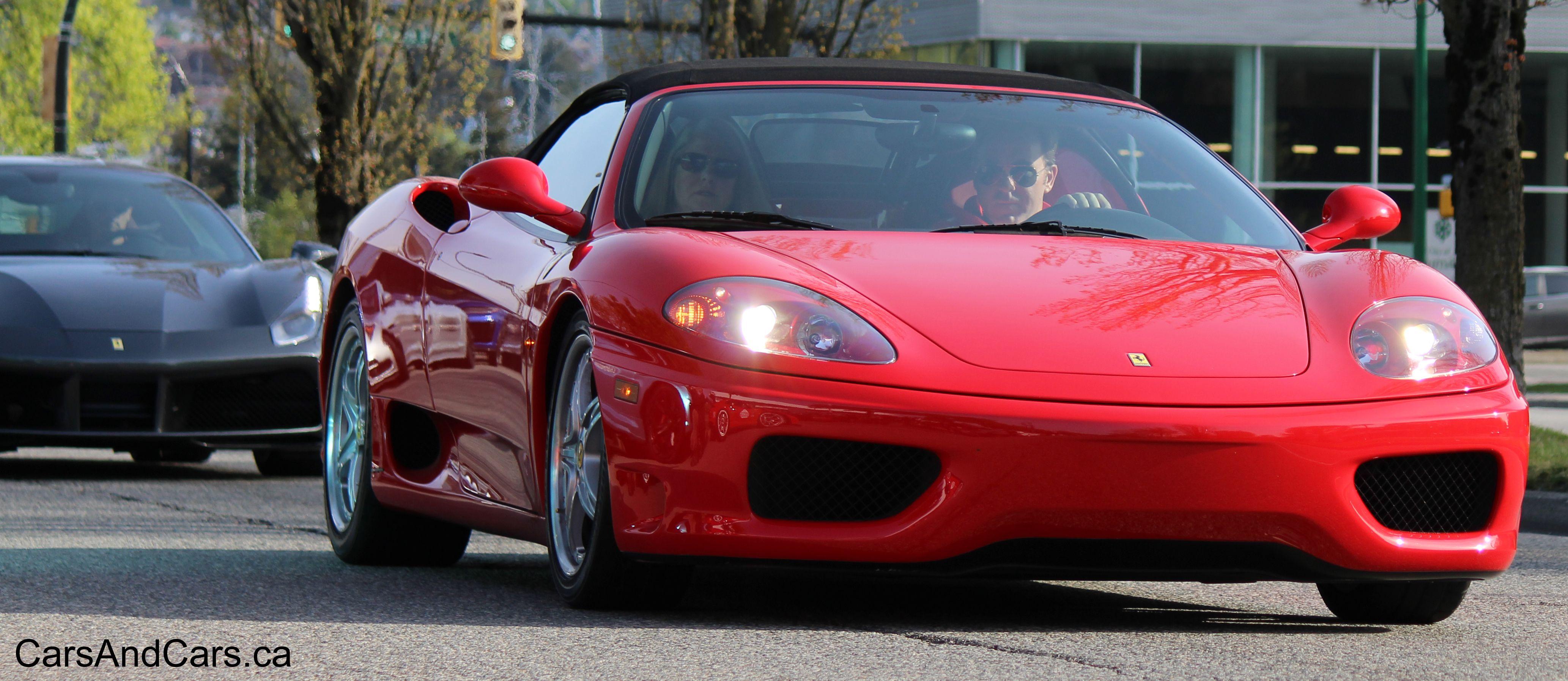 Ferrari 360 Modena Spider Ferrari For Sale Ferrari 360 Dream Cars