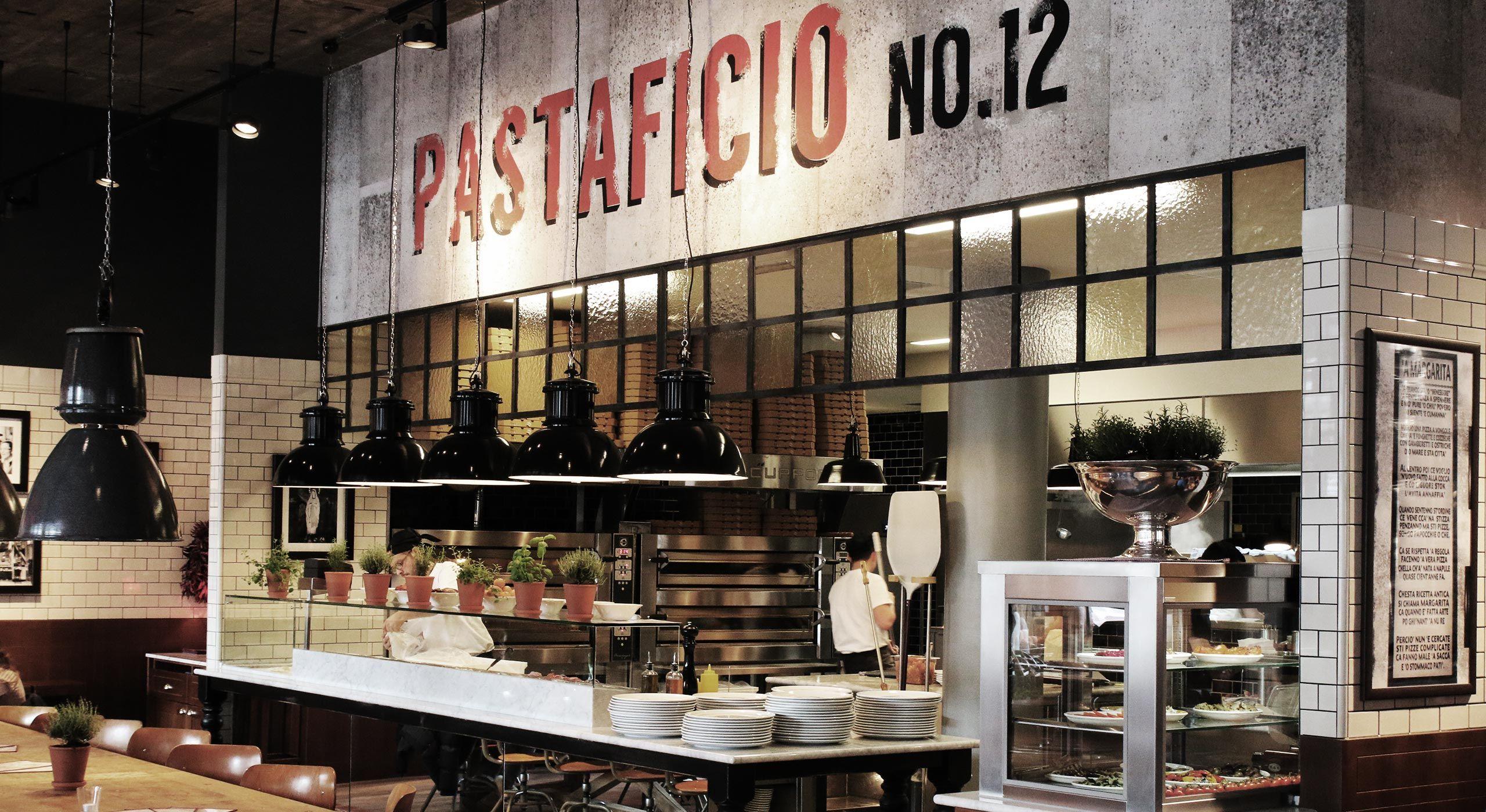 L\'Osteria Dortmund offene Küche | Food/NonFood | Pinterest | Offene ...
