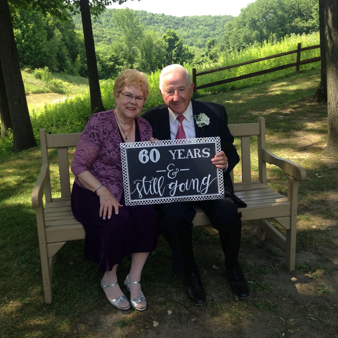 Diamond Wedding Anniversary Gifts For Grandparents: 60th Wedding Anniversary In 2019