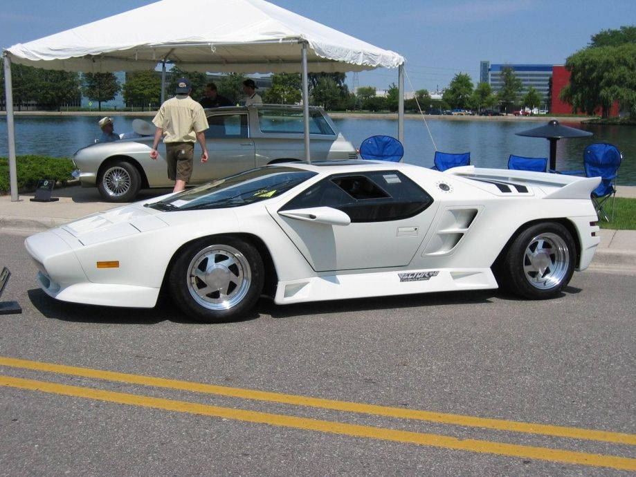 Vector W 8 Contemporary Kit Car Dream Cars Super Cars Car