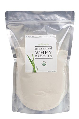 Whey Protein From Amazon See This Great Product Note It Is Affiliate Link To Amazon Organic Whey Protein Organic Whey Protein Powder Grass Fed Whey Protein