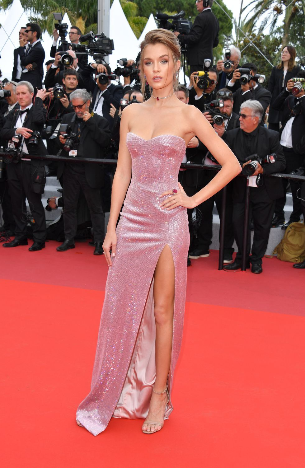 The 2016 Cannes Red Carpets Best-Dressed Celebrities