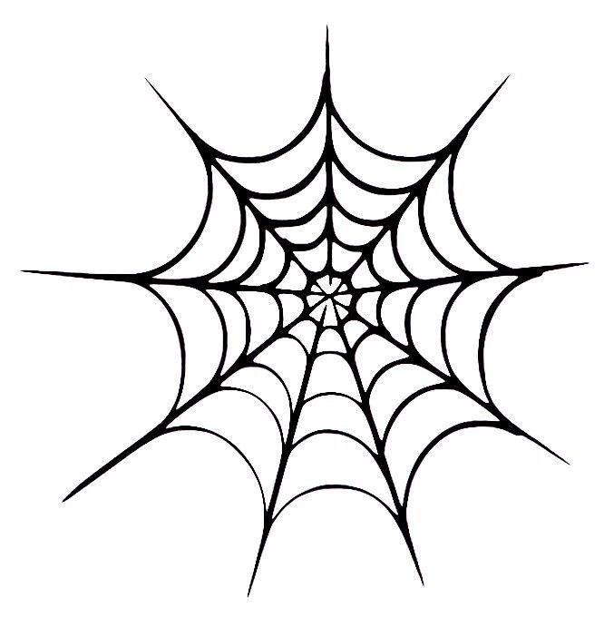 Spider Webs Transparent Web Tattoo Spider Web Tattoo Clip Art