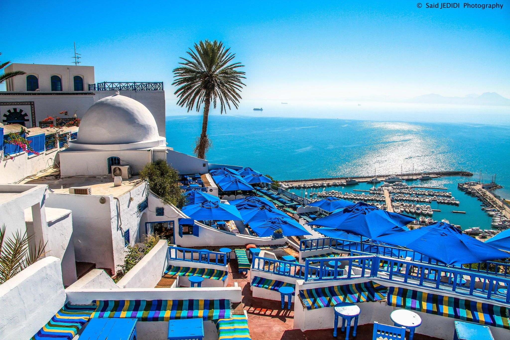 Tunisia by said jedidi on 500px sidi bou sa d tunisie for Salon 9 places tunisie
