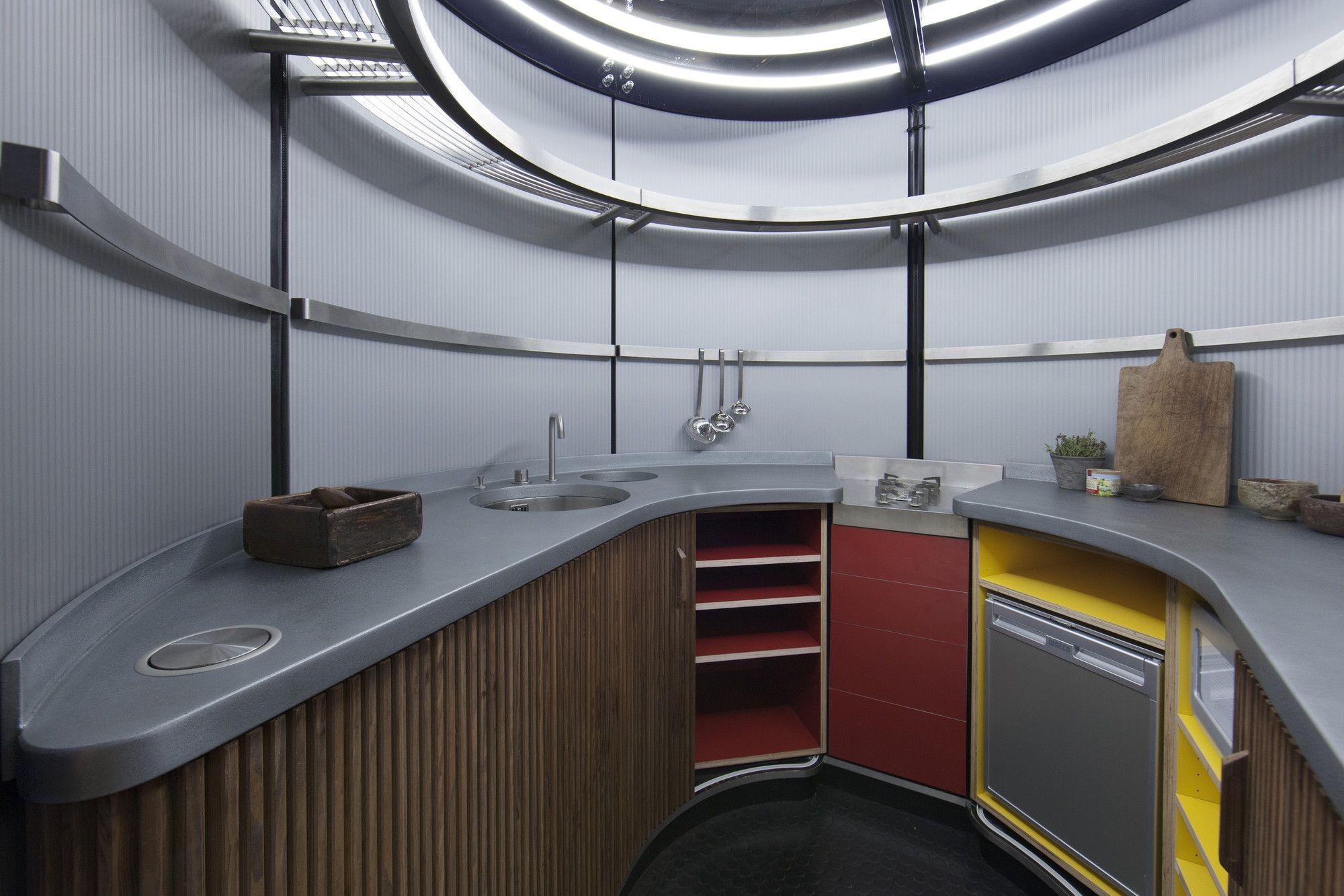 Imagem 6 de 10 da galeria de RSHP propõe adaptação da Casa Desmontável 6x6 de…