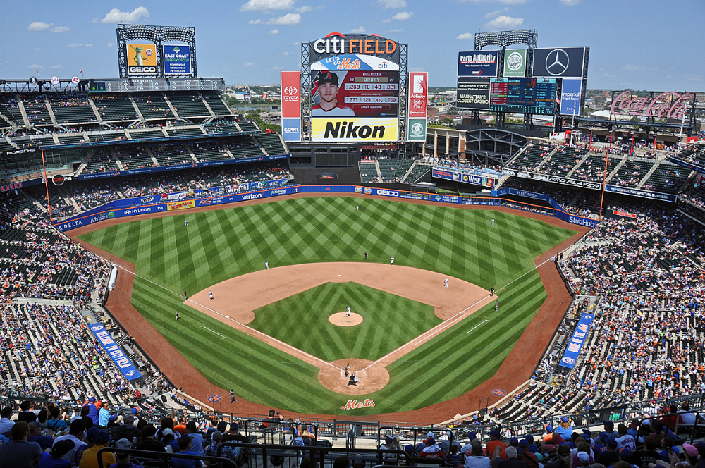 Citi Field Ballparks Mlb Stadiums New York Mets