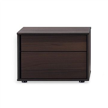 Poliform Match Night Table - Style # CDMT1, Modern Bedside Tables & Nightstands | End Tables | Contemporary Small Bedside Table | SwitchModern.com
