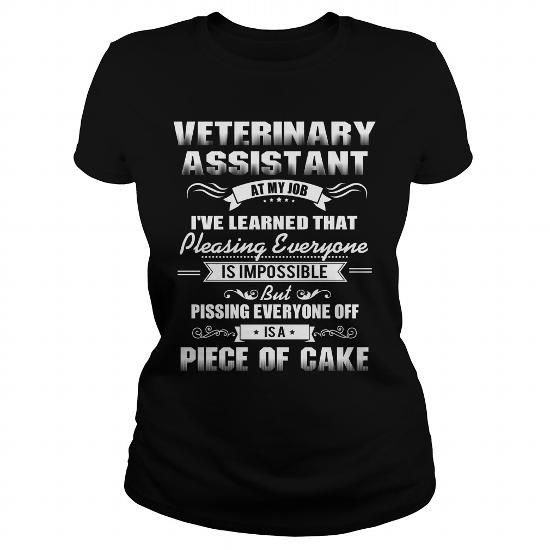 Vet assistant - veterinary technician shirt #jobs #tshirts - vet tech job description