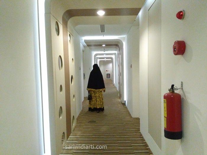 kamar hotel lantai 6