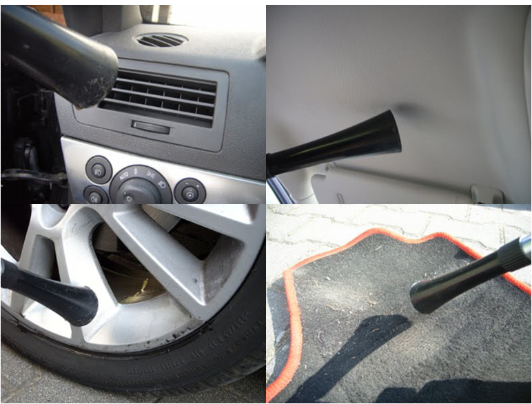 Car Wash Foam Gun Sprayer With Only Garden Hose No Need of Power or Gas - Pressure Washers