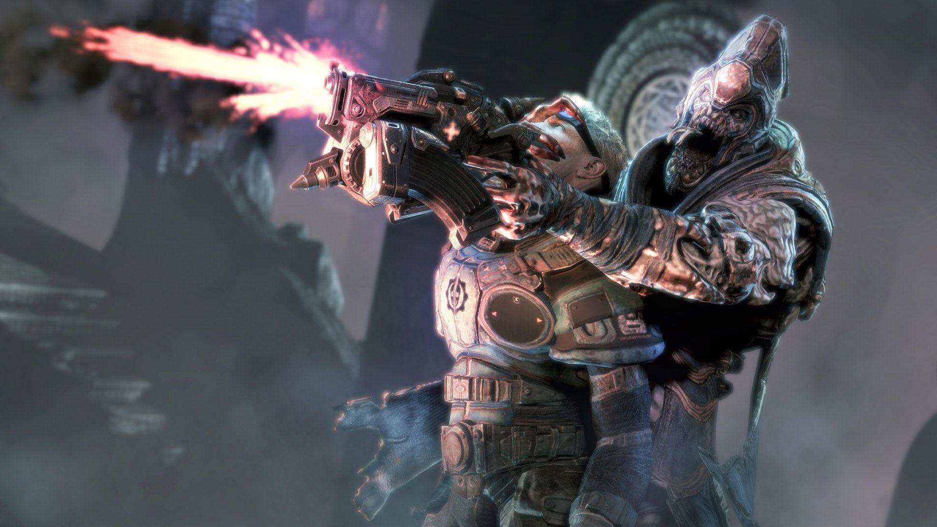Artwork Gears Of War 4 Videogames Pinterest Videogames
