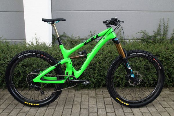 Eb14 Yeti Sb6c Gets Official Switch Infinity Stretches Out