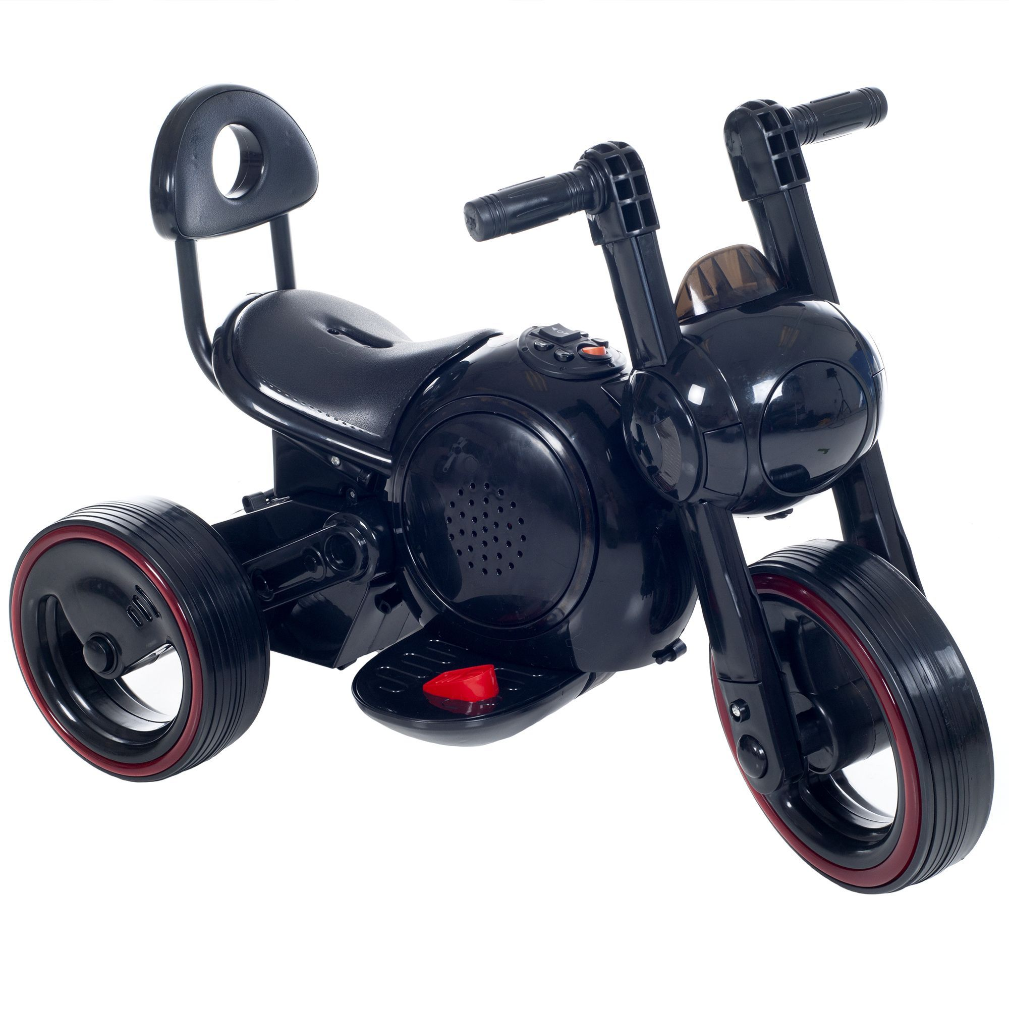 Jeep toys for kids  Rockinu Rollers Ride on Toy  Wheel LED Mini Motorcycle for Kids by