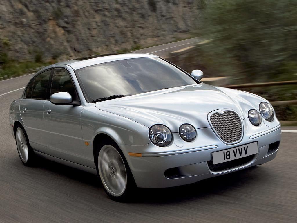 Jaguar jaguar s type frontal imagenes coches