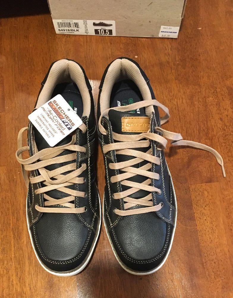 Skechers Mens Lanson Torben Sneaker Size 10.5  fashion  clothing  shoes   accessories   bc4ece005