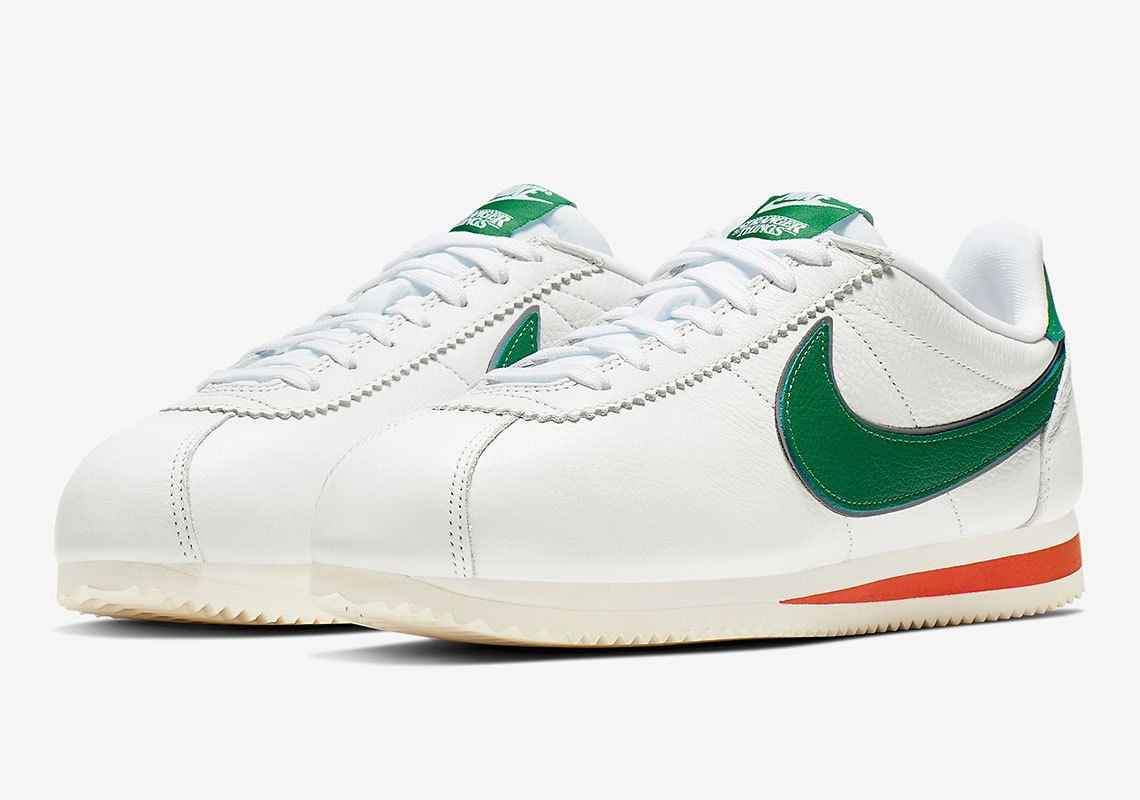 Stranger Things x Nike Cortez Hawkins High School Releases ...