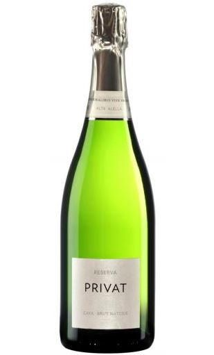 Alta Alella Privat Brut Nature Reserva Cava Have You Tried Cava Yet You Re Missing Out Reserva Wine Bottle Sparkling Wine